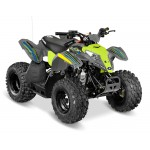 Polaris Outlaw 50 Lime Squeeze – Kid's Youth ATV..