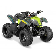 Polaris Outlaw 50 Lime Squeeze – Kid's Youth ATV