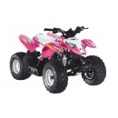 Polaris Outlaw 50 Pink – Kid's Youth ATV