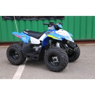 Polaris Outlaw 50 Voodoo Blue – Kid's Youth ATV