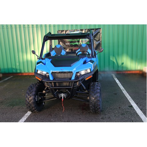 Polaris General 1000 EPS Velocity Blue (Tractor)