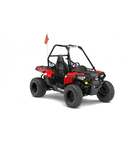 Polaris ACE 150 EFI - Kids ATV - Indy Red (2018 MODEL)