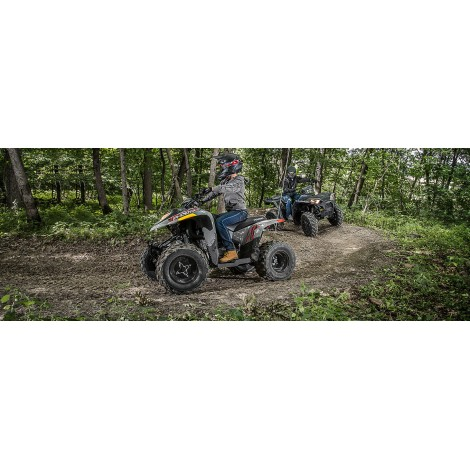 Polaris Phoenix 200 - Avalanche Grey