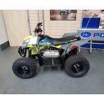 Polaris Outlaw 110 EFI Lime Squeeze Kids Quad (Ex-..