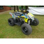 Polaris Outlaw 110 Lime Green Kids Quad (EX-DEMO)