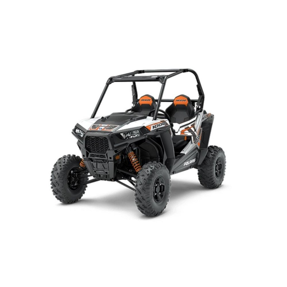 Polaris RZR S 1000 EPS – White Lightning (Tractor)