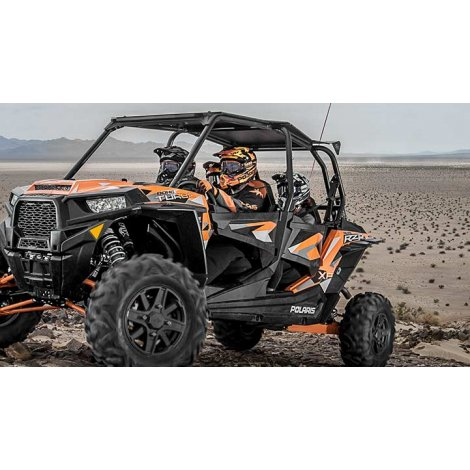 Polaris RZR XP 4 Turbo EPS - Ghost Grey (MD)