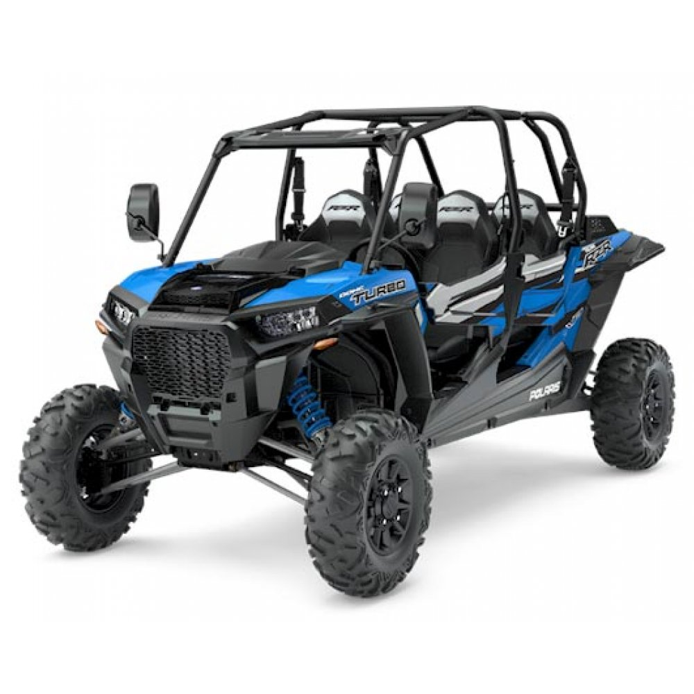 Polaris RZR XP 4 Turbo EPS - Velocity Blue (MD)