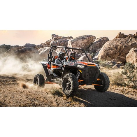 Polaris RZR XP Turbo EPS - Ghost Grey (MD)
