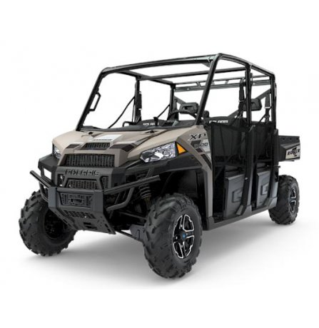 Polaris Ranger Crew XP 1000 EPS (MD) 6-Seater - Suede Metallic