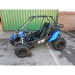 Hammerhead 150GTS Buggy with USA Specs - Blue (Pol..