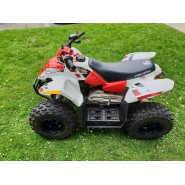 Polaris Outlaw 50 Red/White Kids Quad