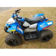Polaris Outlaw 50 Blue Kids Quad