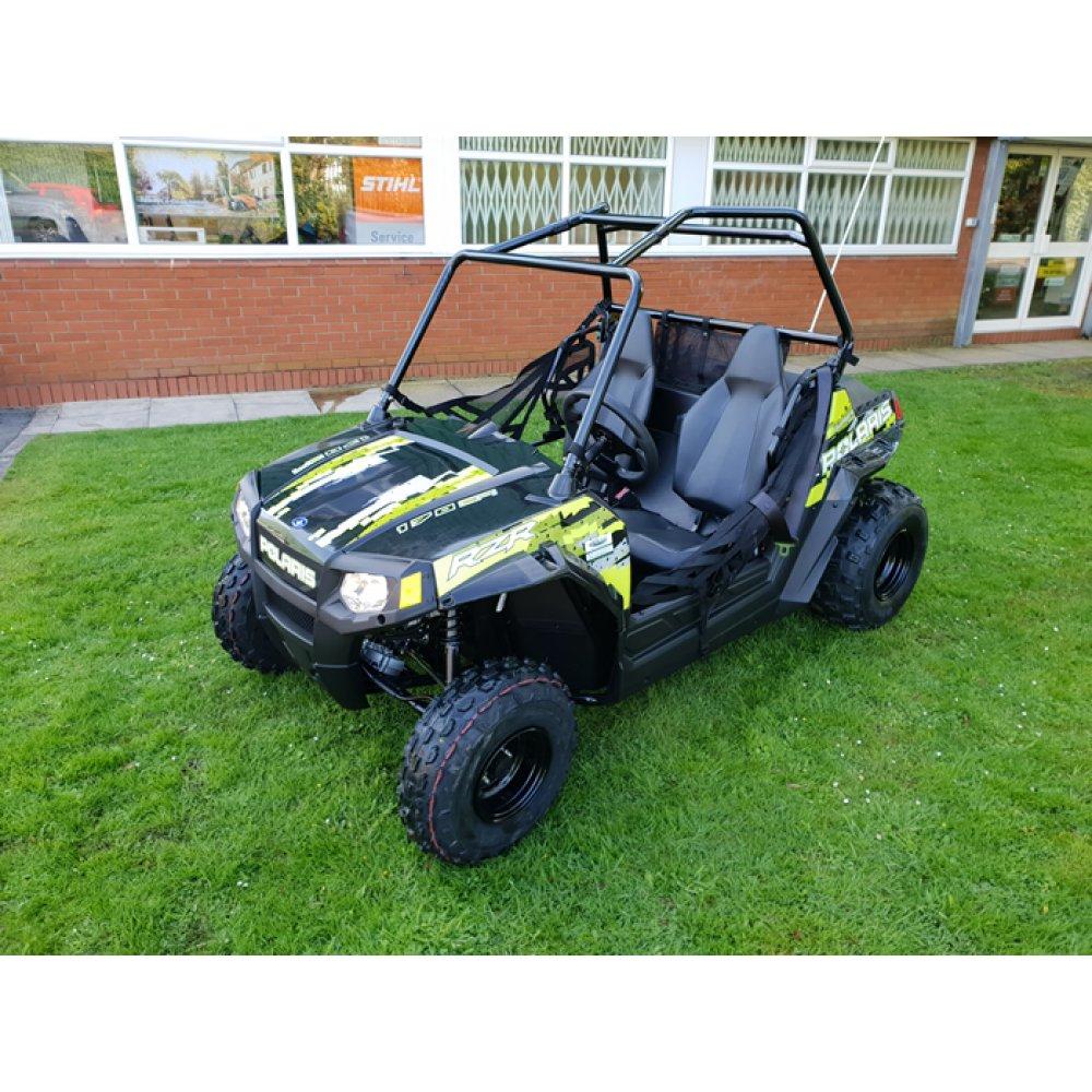 Polaris RZR 170 – Black – Youth Quad ATV