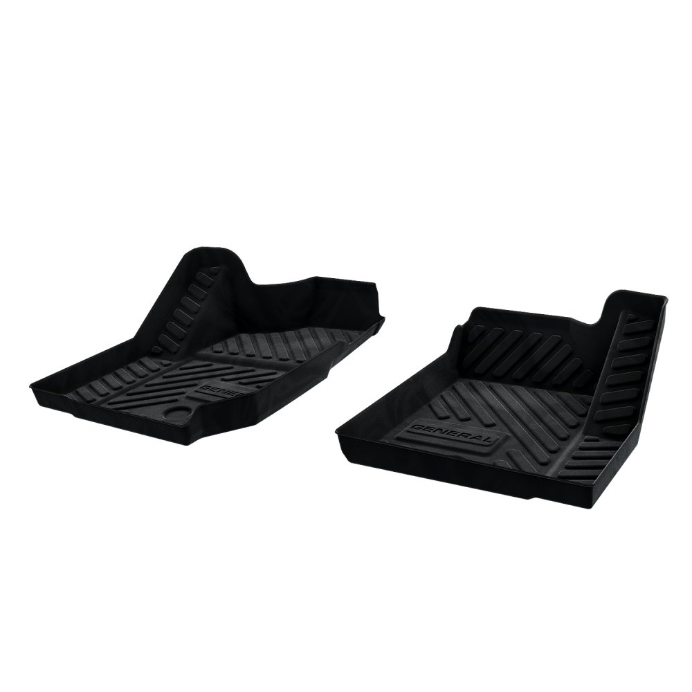 Polaris Front Floor Mats 2881934