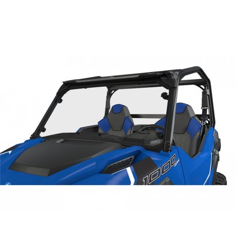 Polaris Lock & Ride® Full Windshield - Hard Coat Poly 2881110