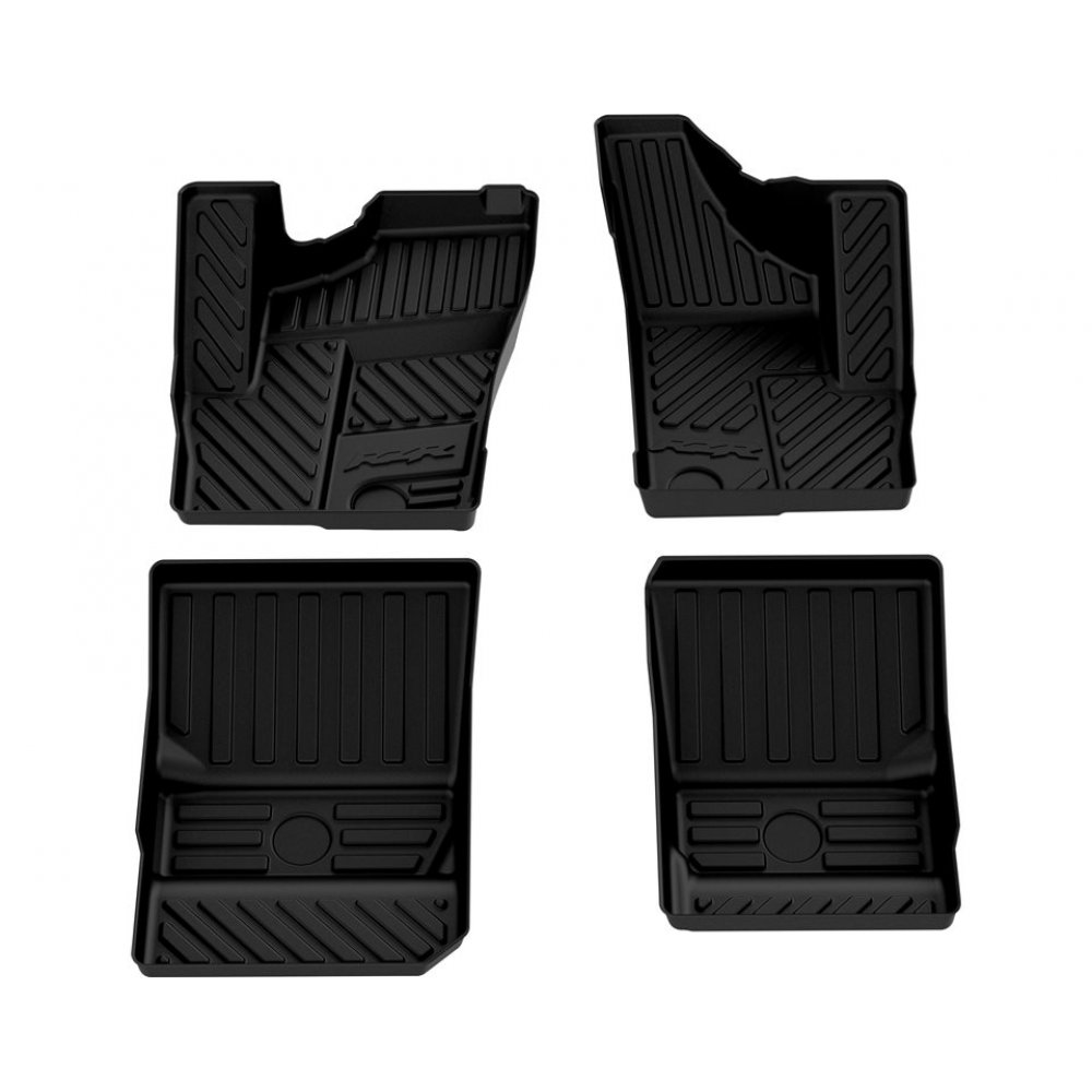 Polaris All-Weather Floor Mats 2880415