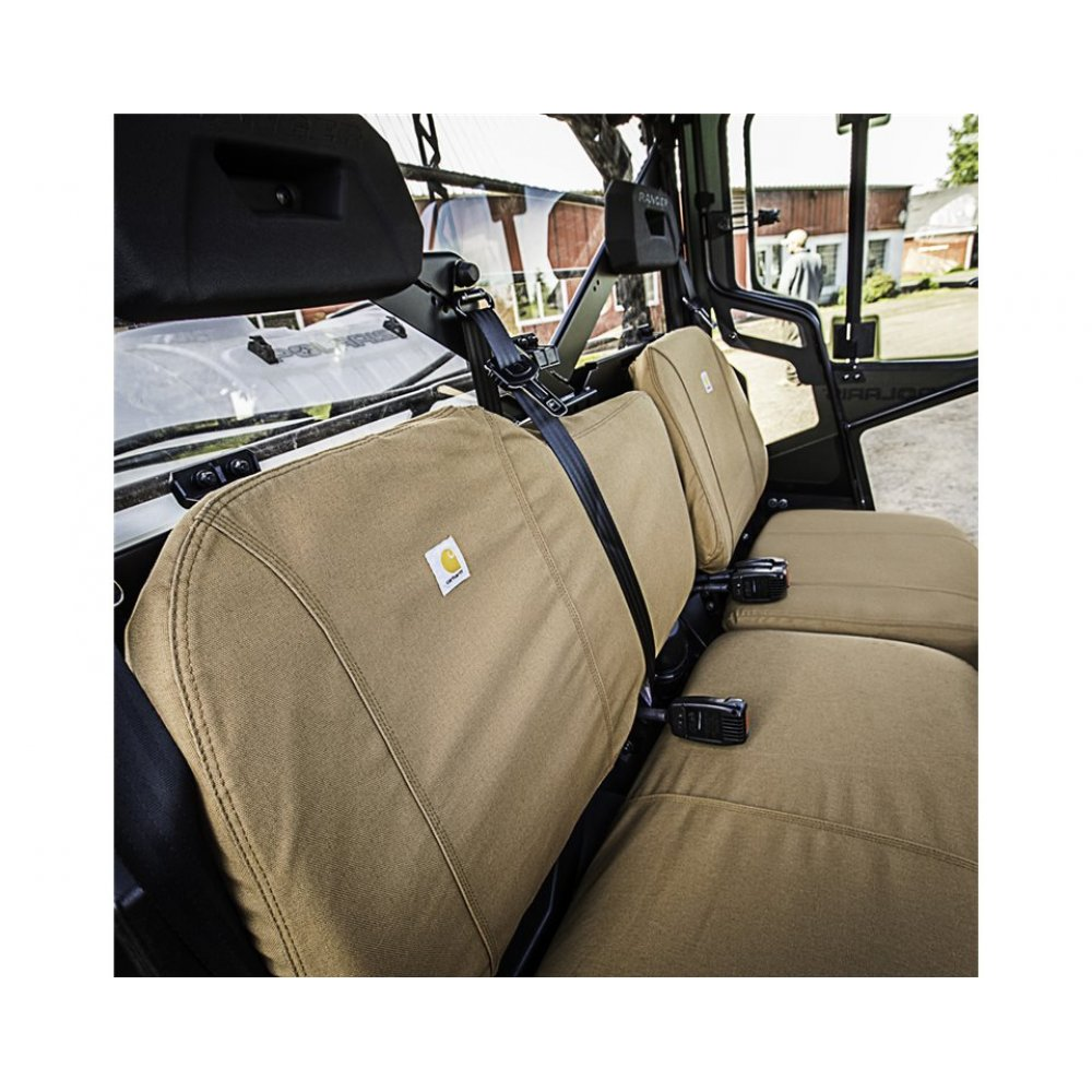 carhartt truck bench seat covers