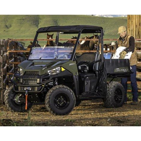 Polaris Ranger Lock & Ride® Sport Roof - Poly 2-Seat Black