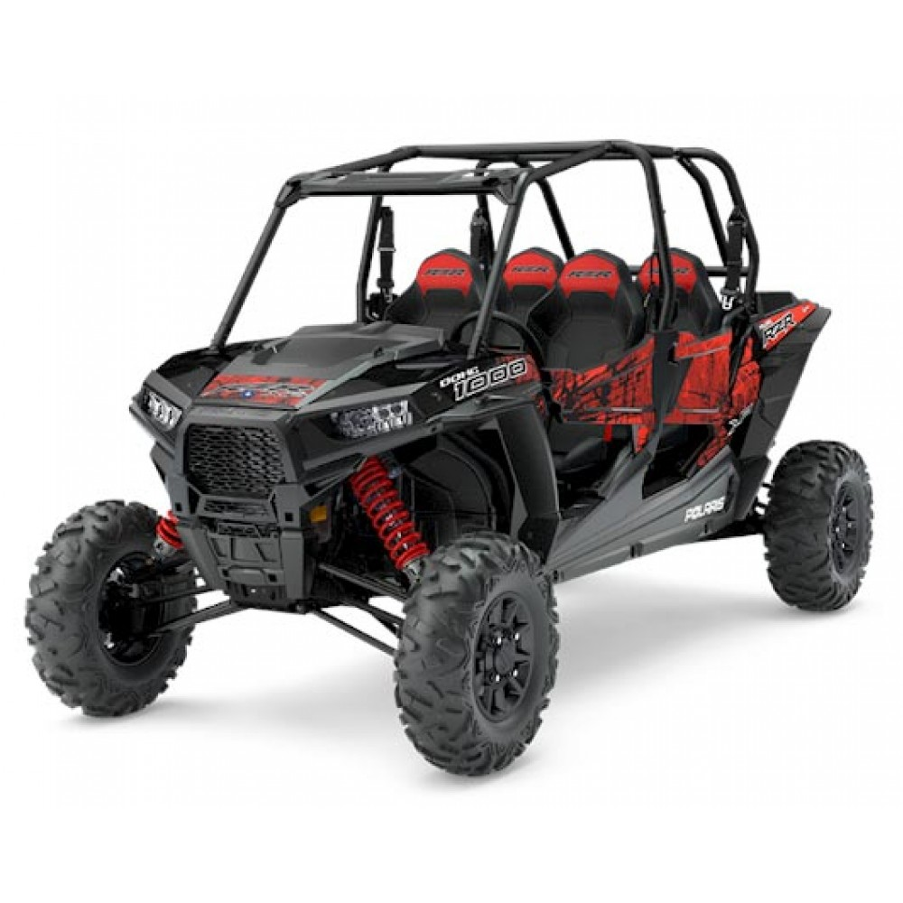 Polaris RZR XP 4 1000 EPS - Black Pearl (Tractor)