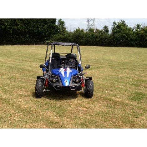 Hammerhead 150GTS Buggy with USA Specs - Blue (Polaris)