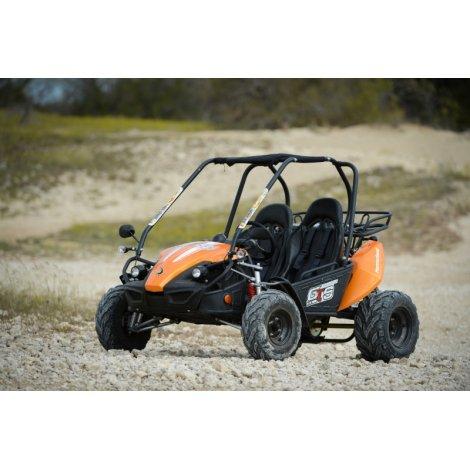 Hammerhead 150GTS Buggy with USA Specs - Orange (Polaris)