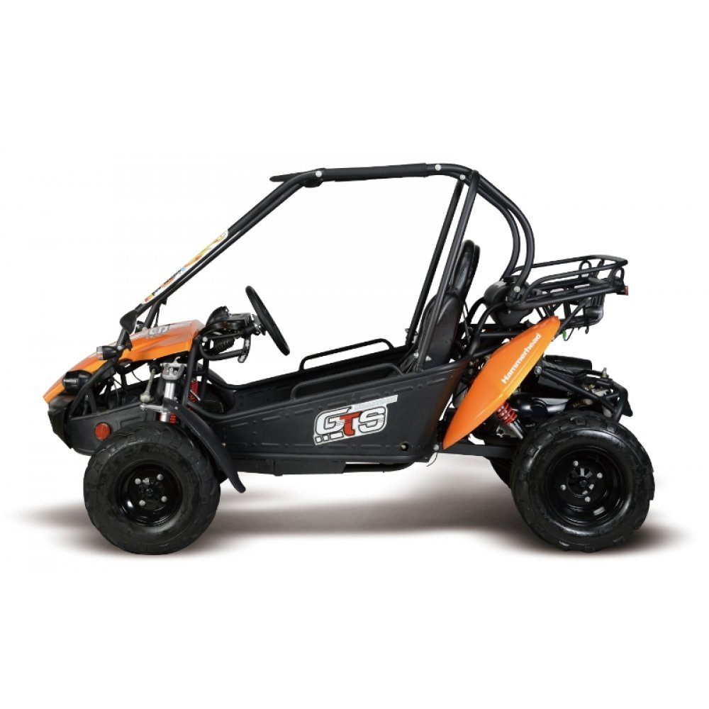 Hammerhead 150GTS Buggy with USA Specs - Orange (Polaris)