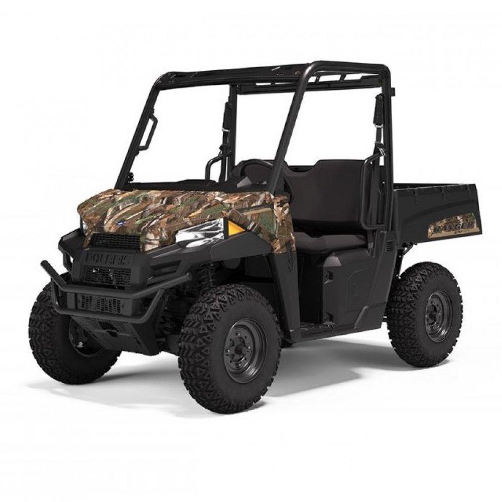 Polaris Ranger EV (Electric) SE Special - Pursuit Camo