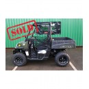 Polaris Ranger ETX - 4 x 4 (Road Legal) – Sage Gre..