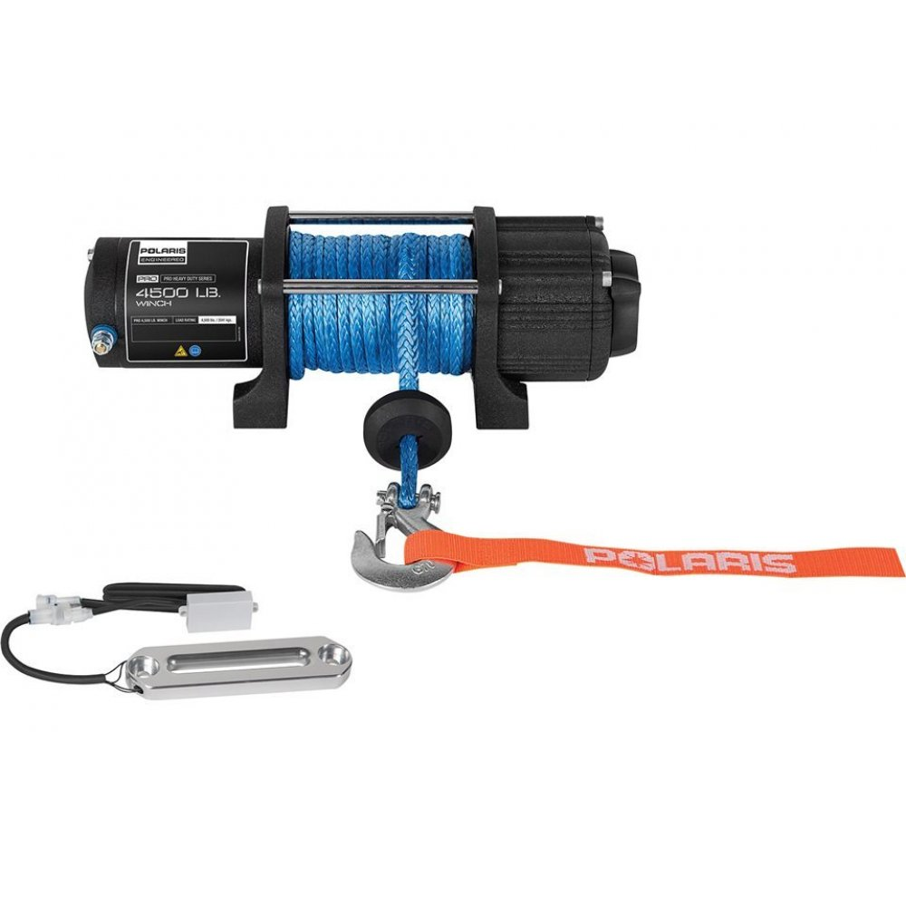 Polaris RZR Pro HD Series 4500LB Winch (2881672)