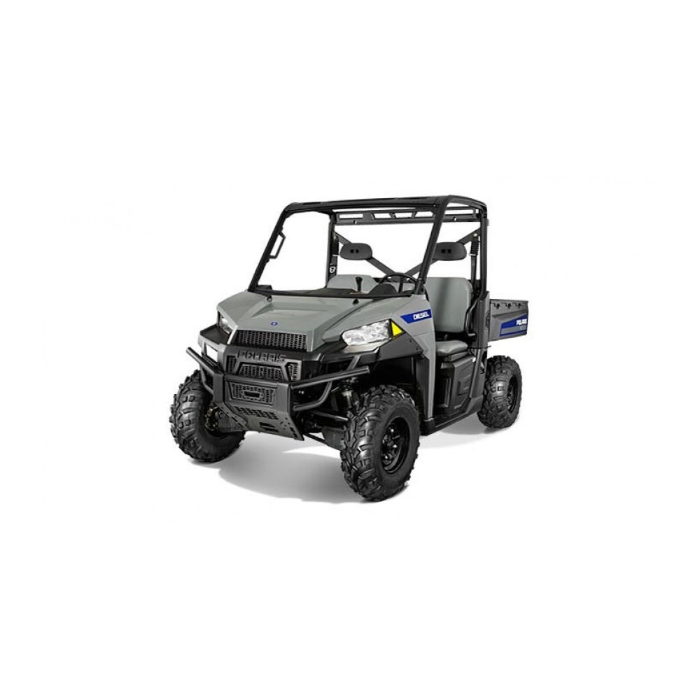 Polaris Brutus Silver Standard (Without Cab, Lift or PTO)
