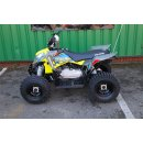 Polaris Outlaw 110 Lime Green Kids Quad (2018 MODE..