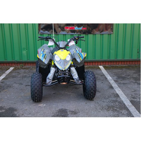 Polaris Outlaw 110 Lime Green Kids Quad (2018 MODEL)