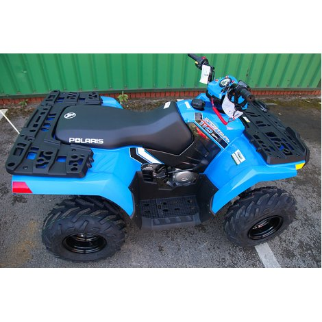 Polaris Outlaw 50 >> Polaris Sportsman 110 EFI Velocity Blue Kids Quad