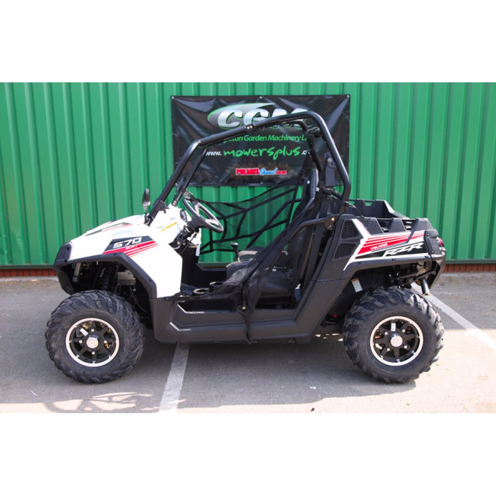 77c707913e3 Polaris RZR 570 - White Lightning (EU)