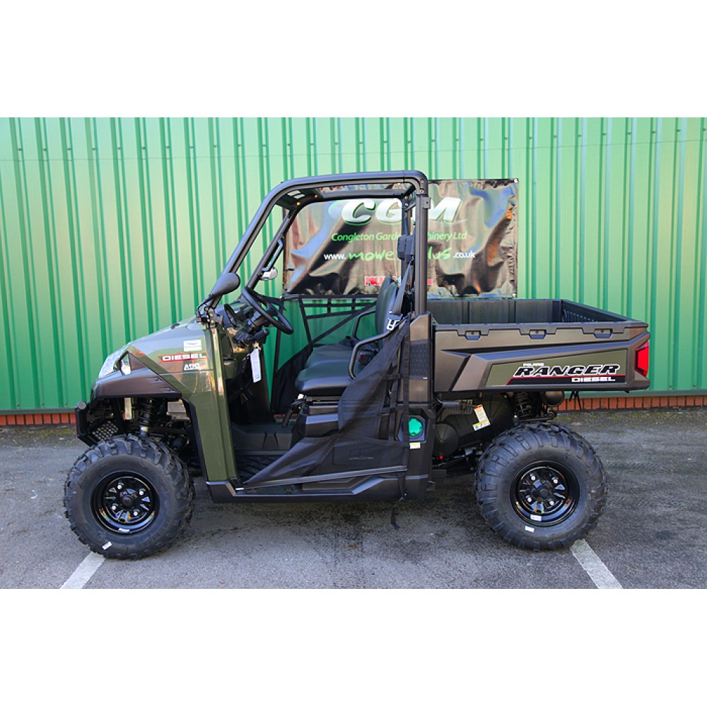 polaris ranger diesel 1000 hd eps adc tractor. Black Bedroom Furniture Sets. Home Design Ideas