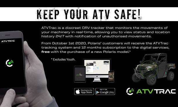 Keep your ATV Safe!