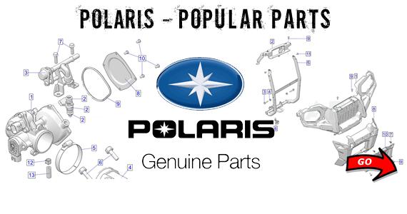 Polaris Popular Parts