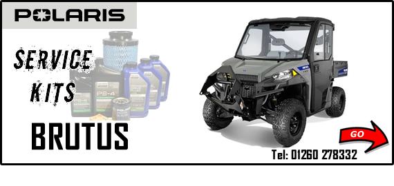 Polaris Brutus Service Kits