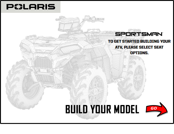 Build your Polaris Sportsman