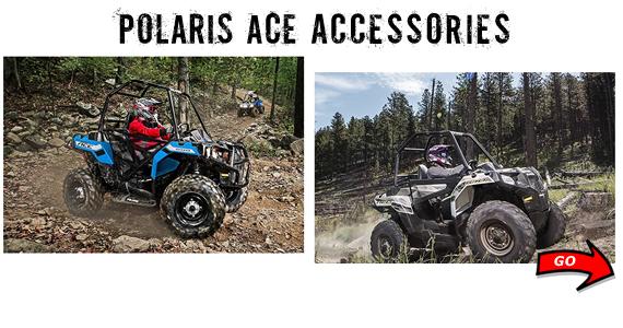 Polaris ACE Accessories