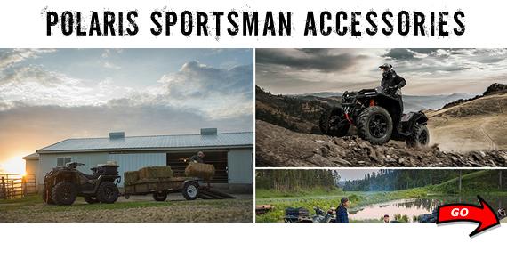 Polaris Sportsman Accessories