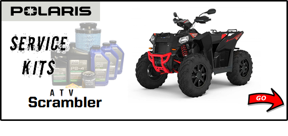 Polaris Scrambler Service Kits