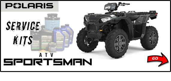 Polaris Sportsman Service Kits