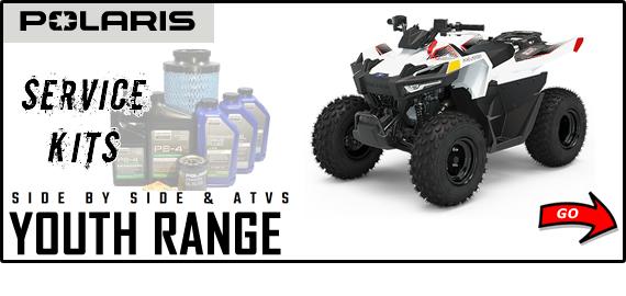 Polaris Youth Range Service Kits